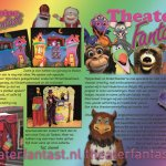 Theater Fantast folder buitenzijde