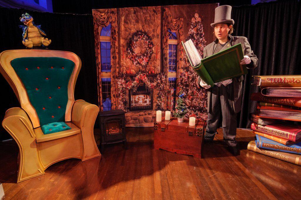 Kerst theatervoorstellingen