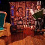 kinder kerst theatervoorstelling