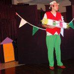kinder-theater.nl Spaghetti van Menetti voorstelling