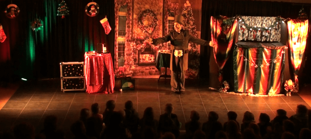 Kindertheater Kerstvoorstelling