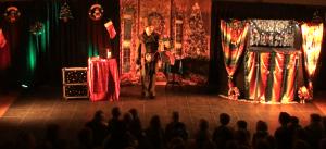 Kerst kindertheater