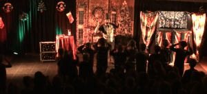 kerstmis kindertheater